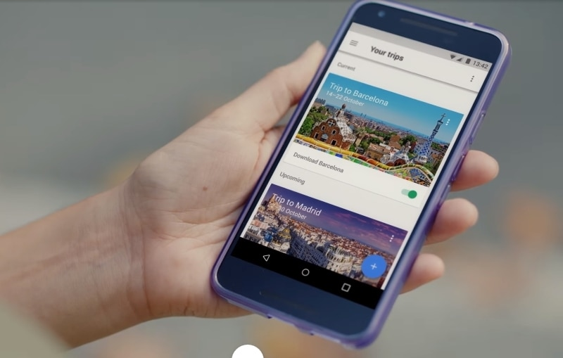 Google Trips Takes on Travel Planning Startups - and Succeeds
