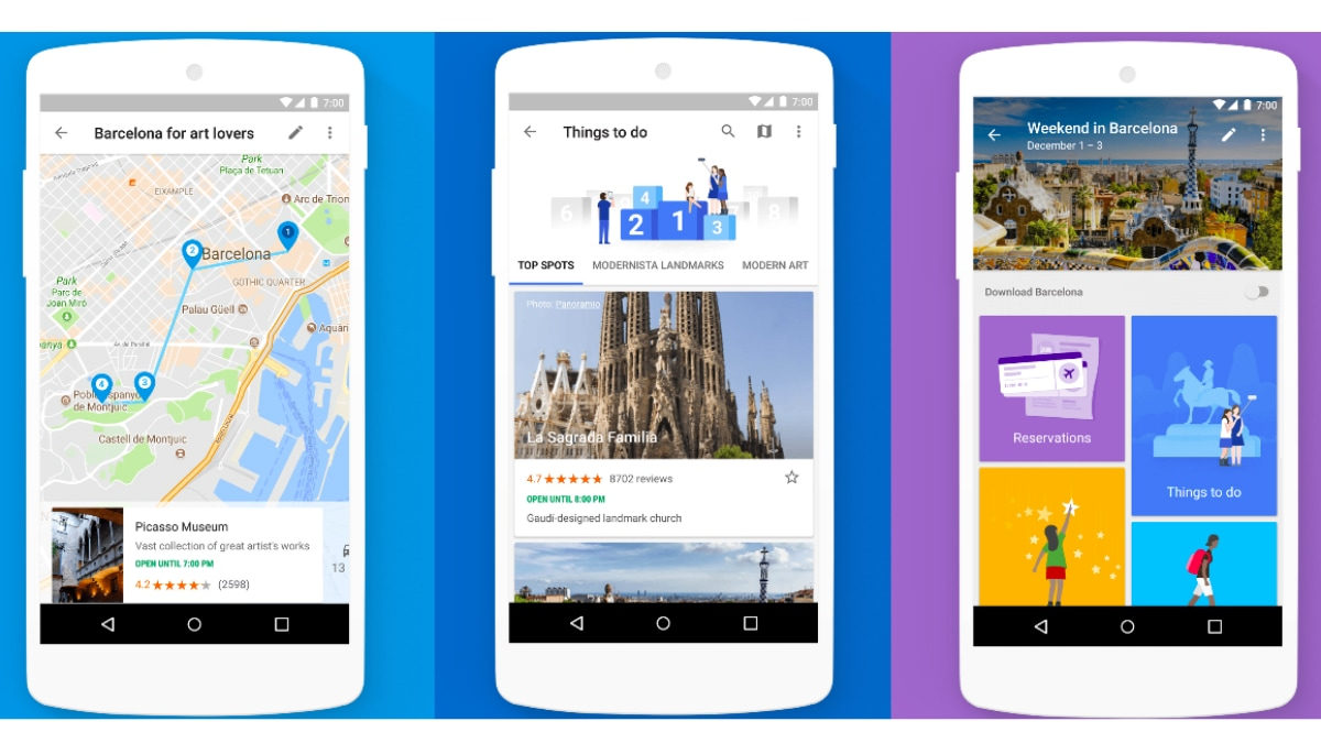 Google Trips Travel Planner App Shuts Down, Some Features Live on in Google Search, Maps