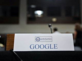 Google's Empty Chair at Senate Marks Unforced Error