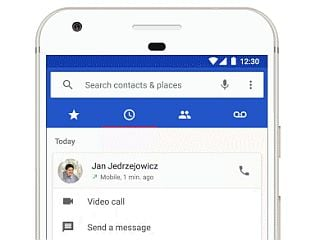 Google Brings Duo, ViLTE Video Call Integration to Phone, Contacts, and Messages Apps