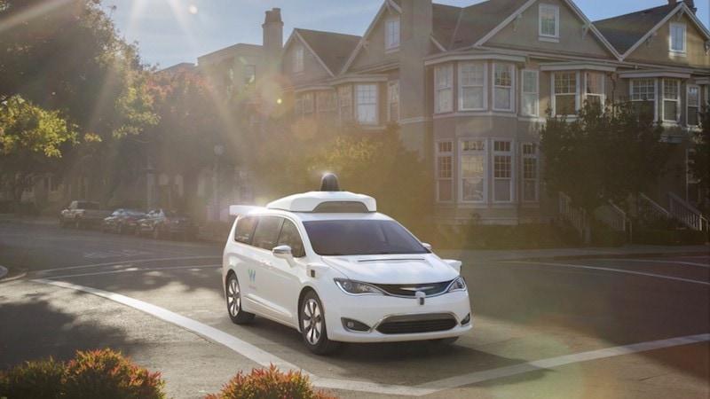 Google Sibling Waymo Testing Self-Driving Car Ride Service in Arizona