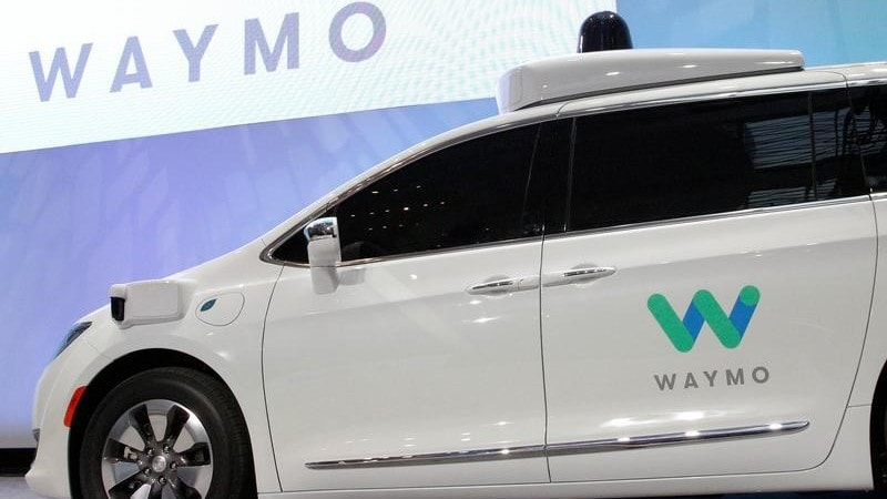 Alphabet's Waymo Sues Uber for Stealing Self-Driving Car Tech