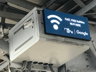 Reliance Jio's Charm Hasn't Affected Google and RailTel's RailWire Wi-Fi Project