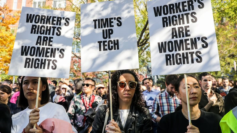 Google Outlines Steps to Tackle Workplace Harassment After Walkouts Over Sexual Misconduct