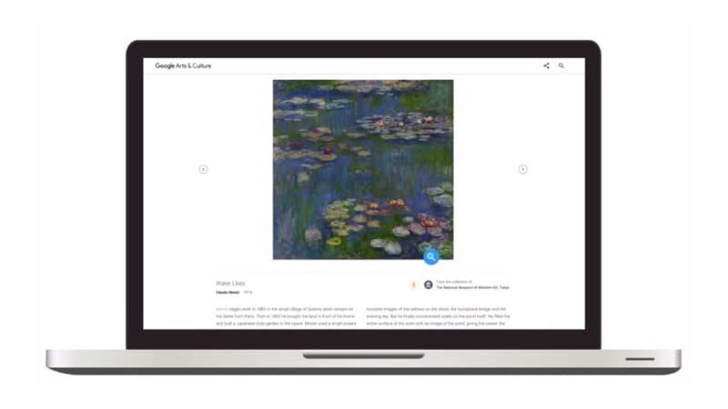 Google wants to help you become an expert in fine art