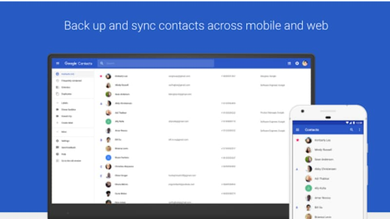 Google's Contacts App Is Now Available for All Android Users