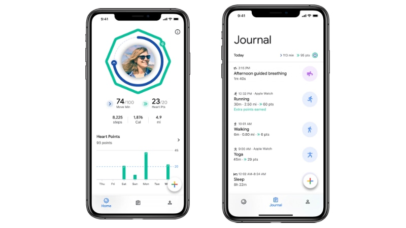 Google Fit Now Available for iOS, Brings 'Move Minutes' and 'Heart Points'