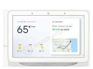 Google Home Hub With 7-inch Display Tipped to Launch at October 9 Event