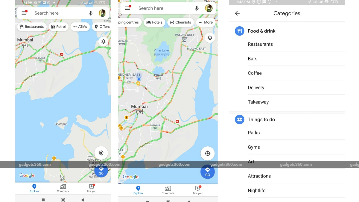 Google Maps for Android Gets New Search Shortcut Carousel ... on aerial maps, topographic maps, road map usa states maps, gogole maps, amazon fire phone maps, android maps, bing maps, aeronautical maps, iphone maps, googlr maps, online maps, goolge maps, googie maps, stanford university maps, msn maps, microsoft maps, waze maps, ipad maps, gppgle maps, search maps,