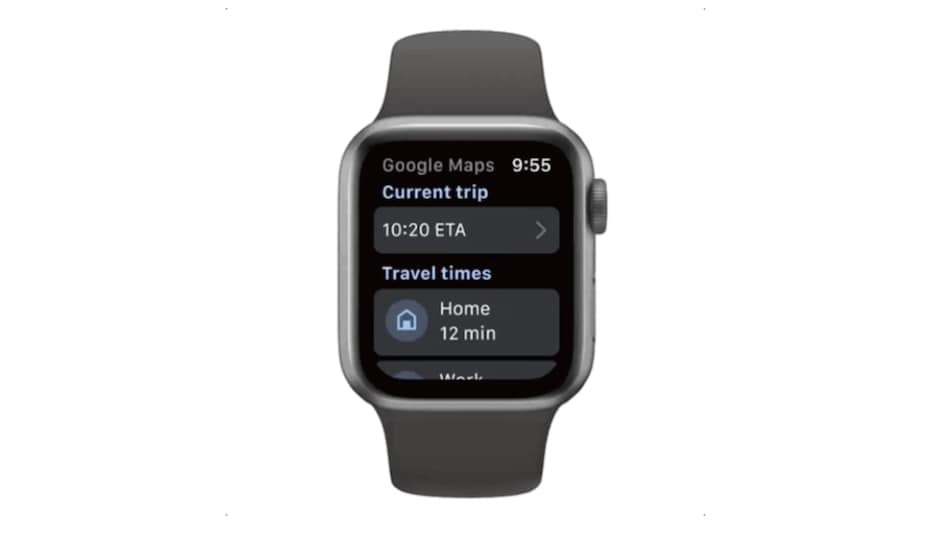 Google Maps Returns to Apple Watch to Ease Navigation Process