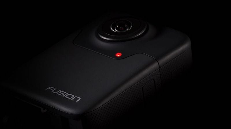 GoPro Fusion 360-Degree Camera Launched, Expected to Release 2017-End