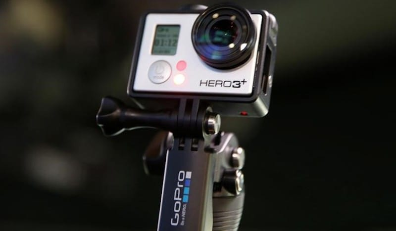 GoPro shares surge after beating Q2 forecasts