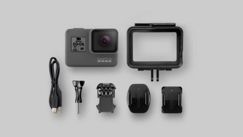 GoPro HERO6 Black Price in India Slashed