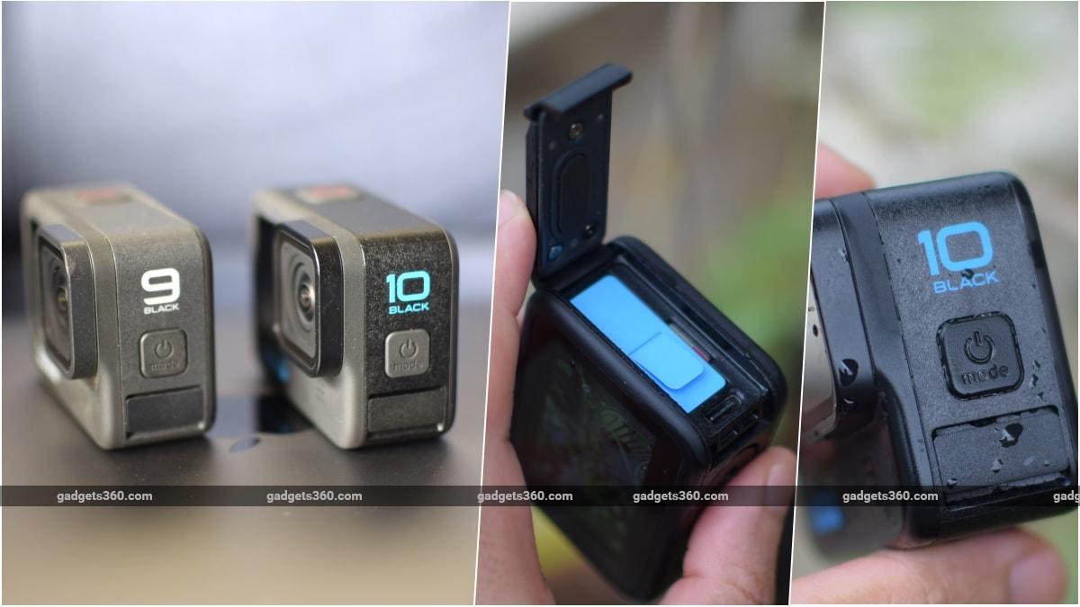 gopro hero 10 black revew ports gadgets 360 ee