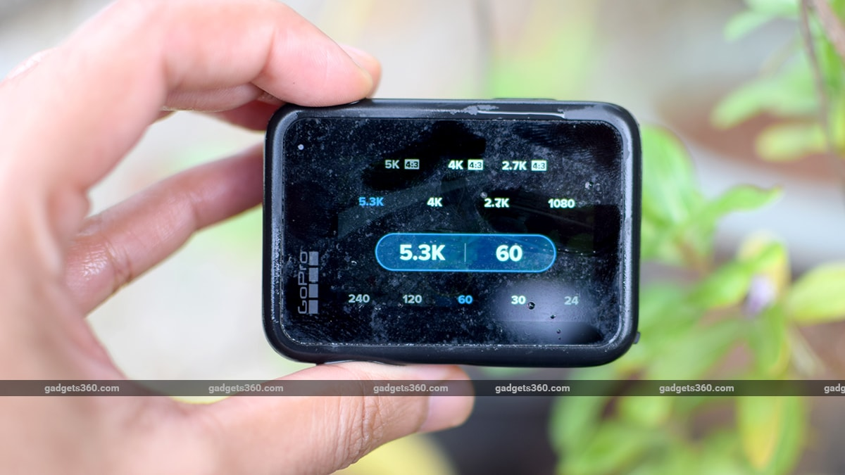 gopro hero 10 black revew resolution gadgets 360 ww