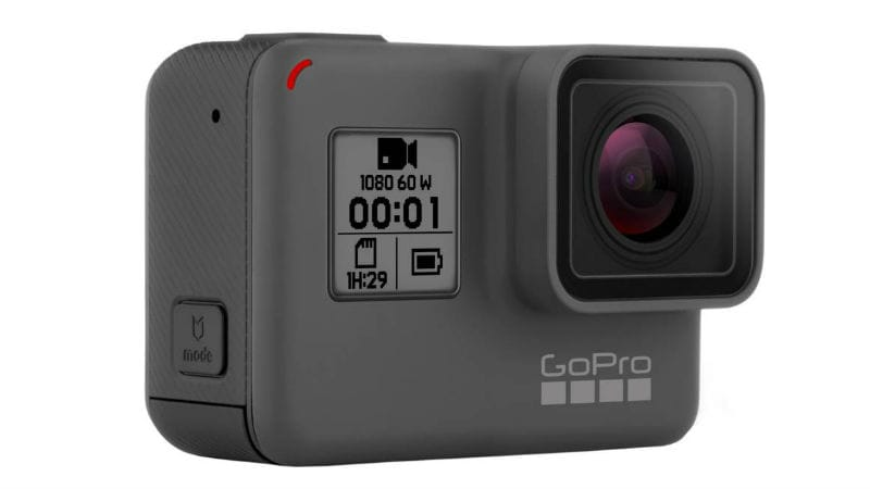 GoPro HERO Sports and Action Camera Launched in India: Price, Specifications