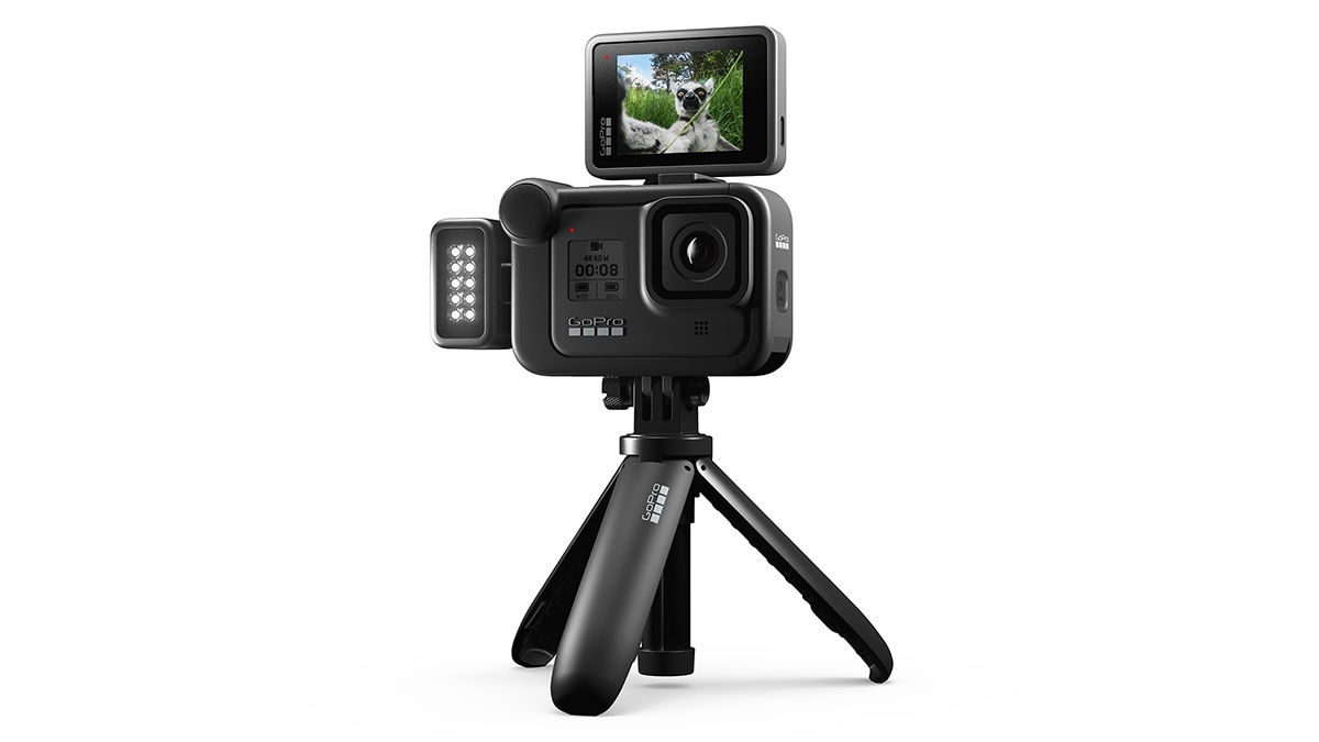 GoPro Hero8 Black: 2x stronger lens, 14% lighter, 240fps HyperSmooth, new Mods