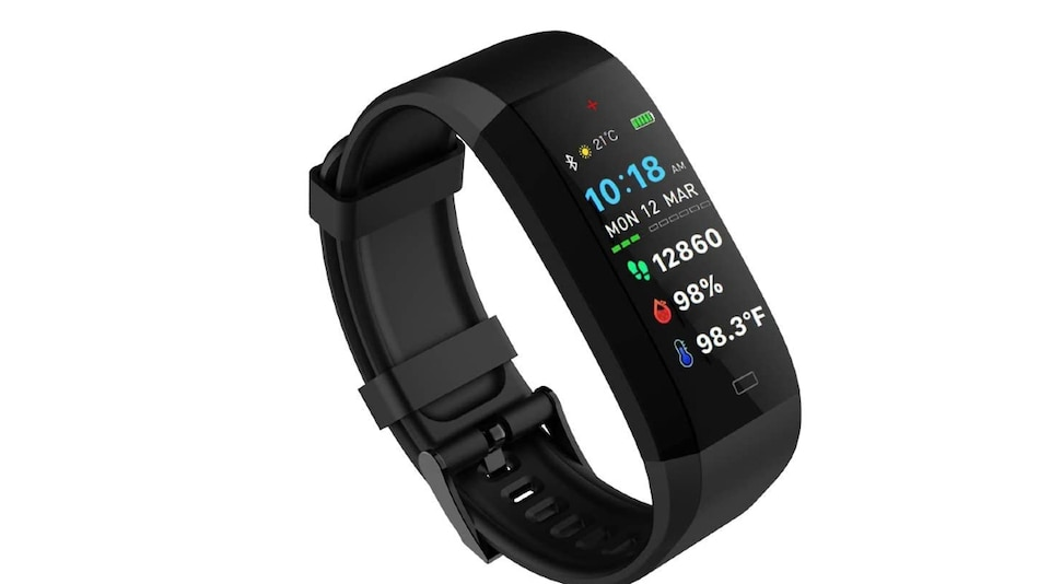GOQii Vital 4 Fitness Band With SpO2 and Blood Pressure Monitor Launched in India