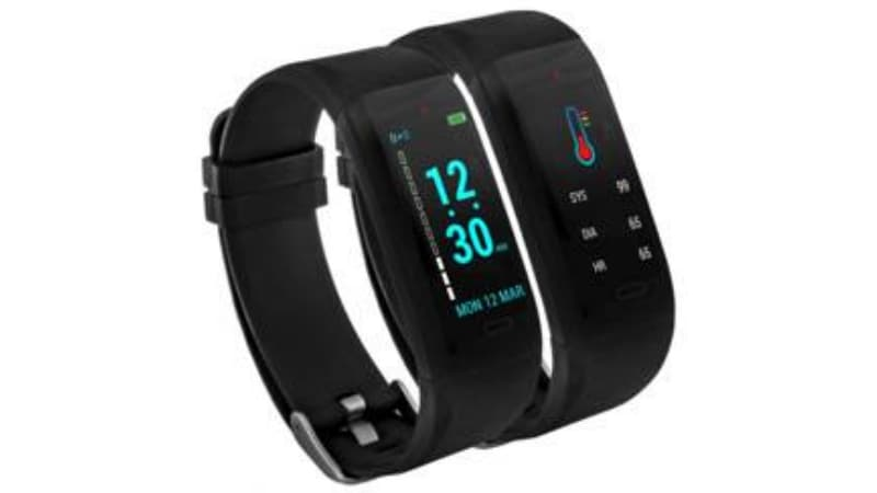Goqii Vital Fitness Band With Blood Pressure and Heart Rate Monitor Launched in India at Rs. 3,499