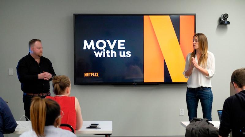 Can Netflix Use Technology to Reinvent TV and Movie Production?