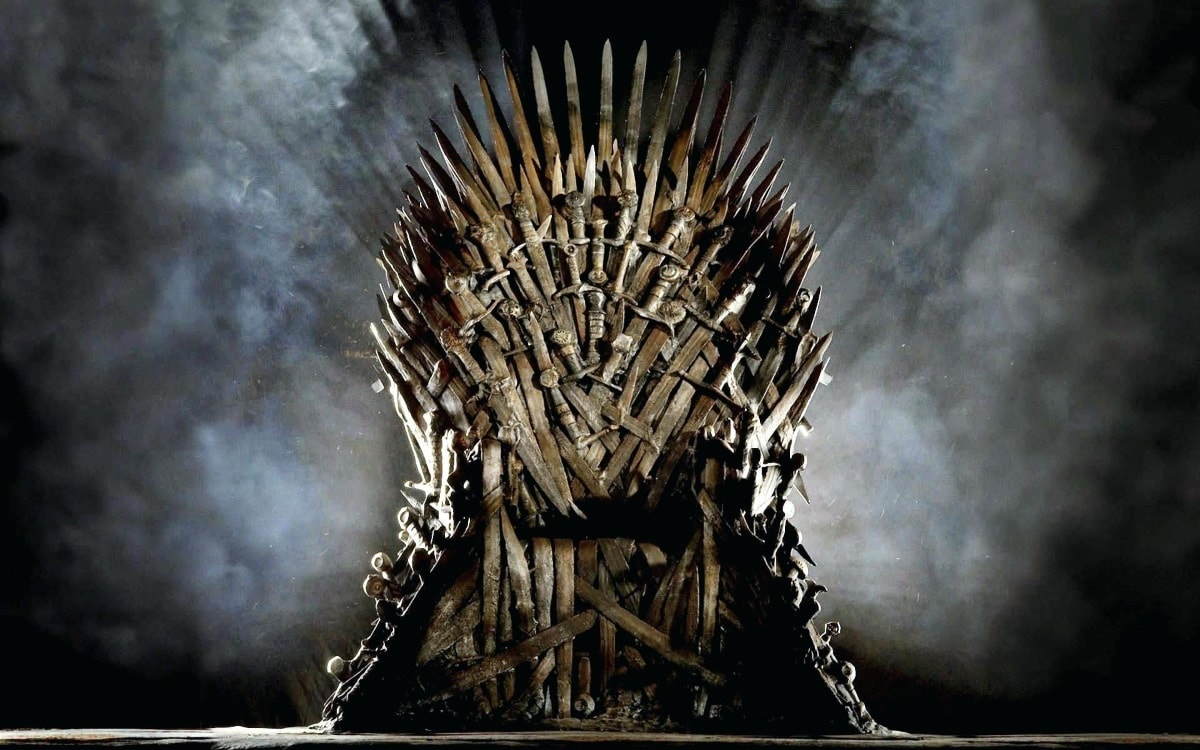 got iron throne Game of Thrones