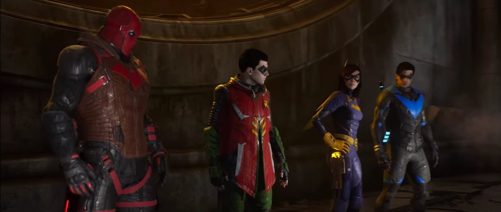 Gotham Knights Is The Next Dc Game From Batman Arkham Origins Studio Technology News