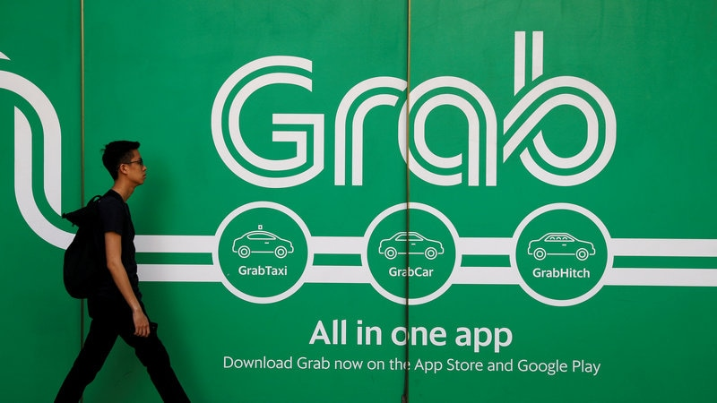 Toyota Motor to Invest $1 Billion in Grab