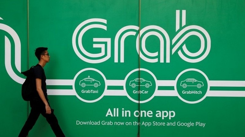 Grab Raises $2 Billion to Fight Ride-Hailing Competition