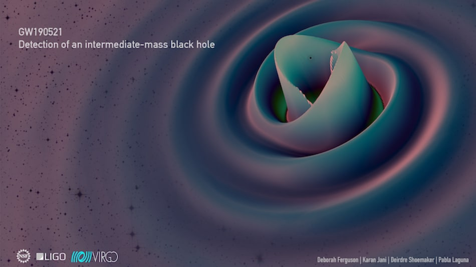 Dozens of Newly-Detected Gravitational-Wave Events May Help Better Understand Black Holes, Neutron Stars