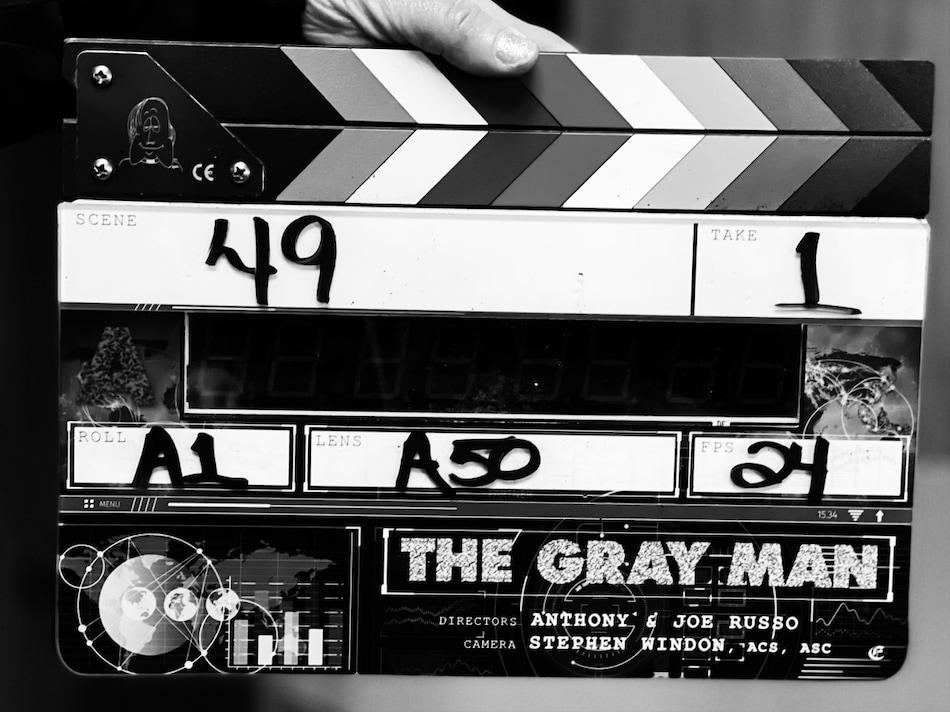 Netflix's $200-Million The Gray Man, From Avengers: Endgame Directors, Begins Production