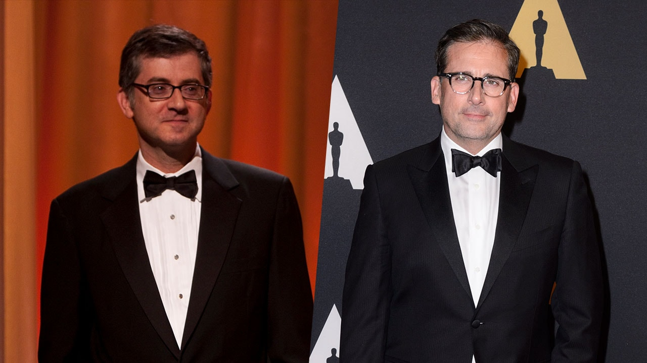 The Office Duo Steve Carell, Greg Daniels Reunite for Netflix Workplace Comedy Space Force