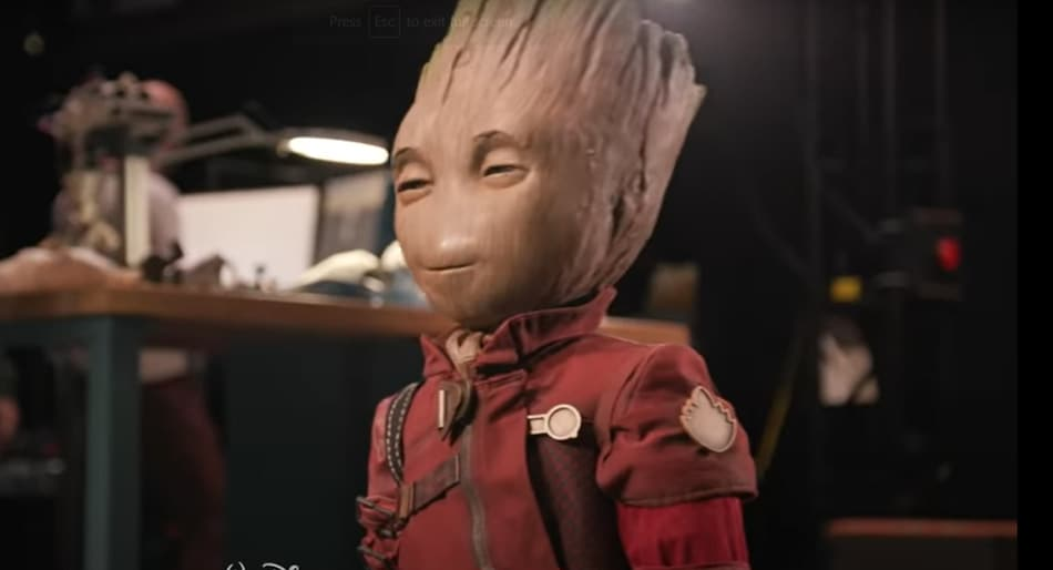 Disney Imagineering Brings 'Groot' to Life as an Amazing Robot With Its Project Kiwi