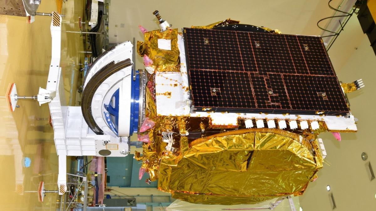 ISRO GSAT-30 Communication Satellite Successfully Inserted Into Orbit