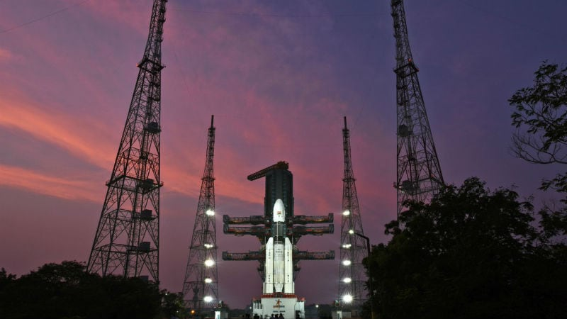 ISRO Says GSAT-29 Communications Satellite Pushed Higher Into Orbit