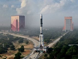 ISRO Launches GSAT-7A Military Communications Satellite on Board GSLV-F11 Rocket