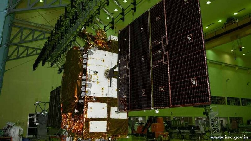 ISRO to Launch GSAT-7A Communication Satellite on December 19