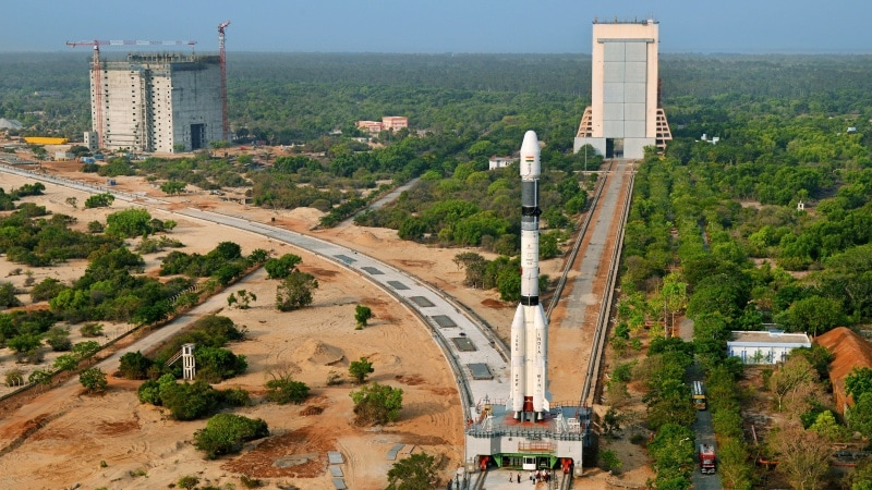 'SAARC' Satellite Launch Countdown Proceeding Smoothly, ISRO Says