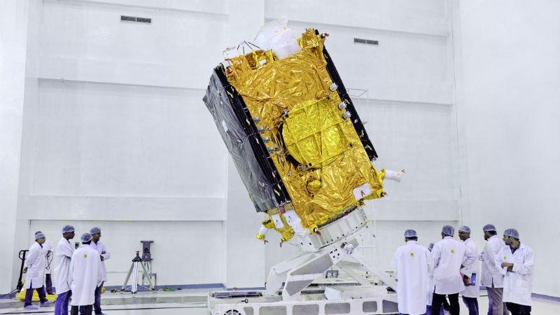 ISRO Says Countdown in Progress for GSAT-29 Satellite Launch on Wednesday