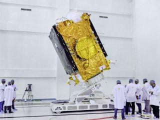 ISRO Says Countdown in Progress for GSAT-29 Satellite Launch on Wednesday