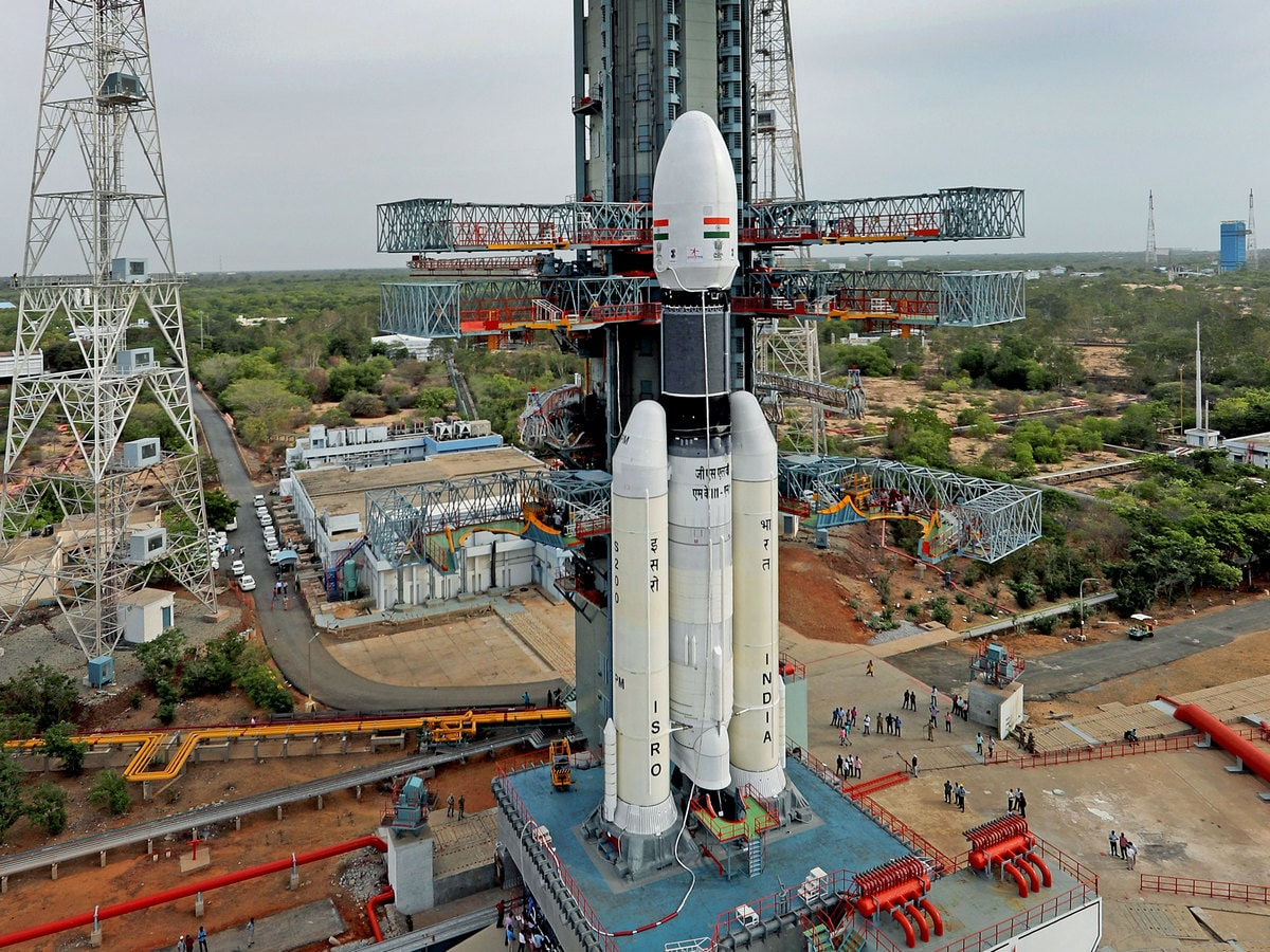 Chandrayaan-2 Moon Mission a Signal of India's Growing Space Ambitions