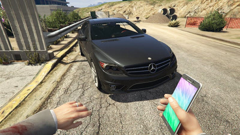Samsung Galaxy Note 7 GTA V Mod Video Removed from YouTube