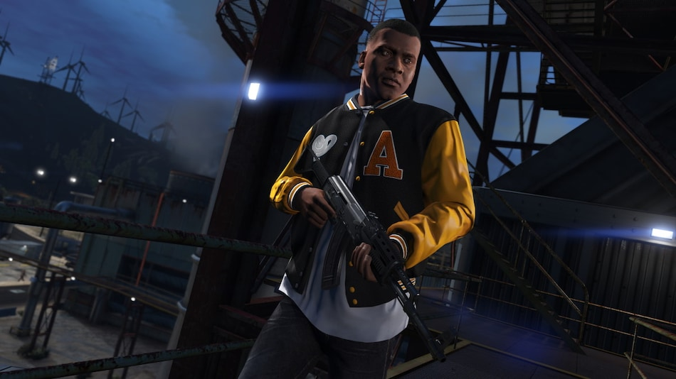 GTA 5, GTA Online Out November 11 on PlayStation 5 and Xbox Series S/X