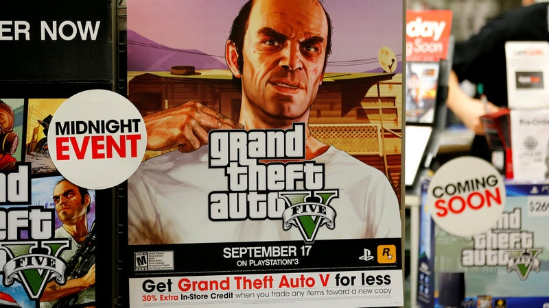 U.S. judge blocks programs letting 'Grand Theft Auto' players 'cheat'