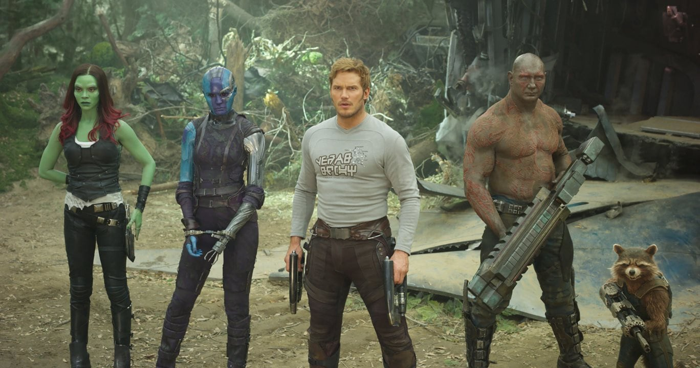 Guardians of the Galaxy Vol. 3 Production Put on Hold: Report