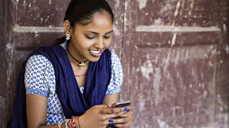 UNICEF Report Warns of 'Digital Gender Gap' in India With Only 29 Percent Online Users Female