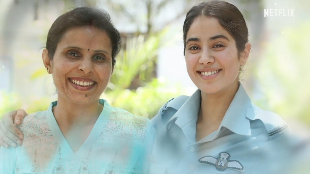 Gunjan Saxena The Kargil Girl To Release Directly On Netflix Entertainment News