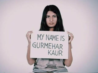 Facebook Issued Notice by DCW Over Online Rape Threats to Gurmehar Kaur