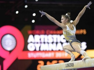 Computer-Assisted Judging Is Being Tested at Gymnastics World Championships