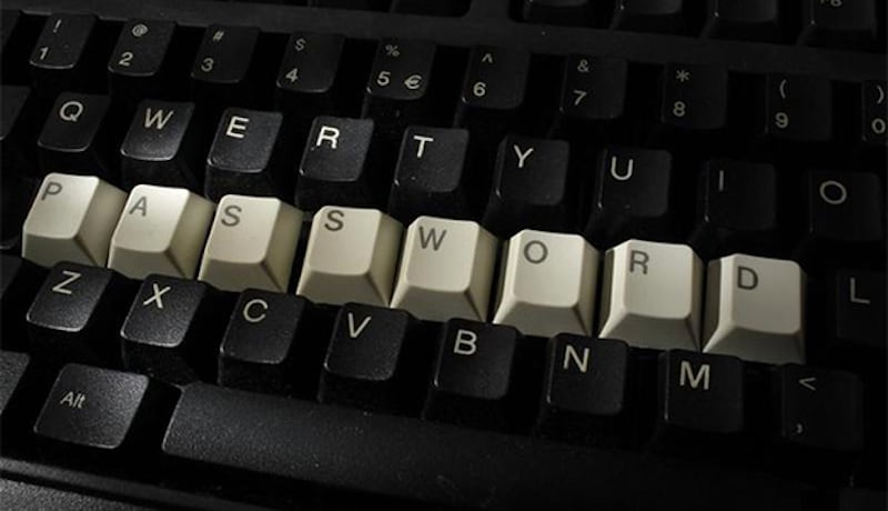 hacking password keyboard