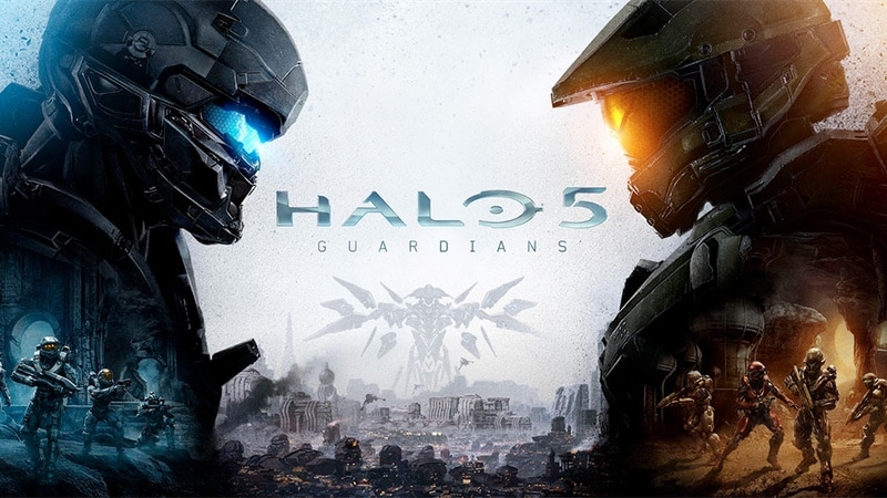 halo 5 guardians best xbox one games Halo 5